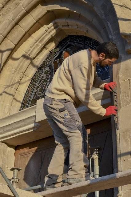Visuel 3/3 : Maçon, tailleur de pierre (entreprise Rozier-Porte)