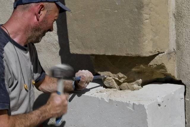 Visuel 2/2 : Maçon, tailleur de pierre (entreprise Girard)