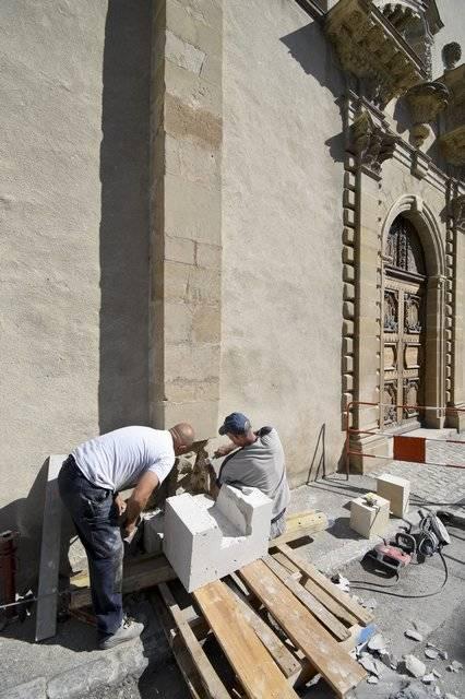 Visuel 1/2 : Maçon, tailleur de pierre (entreprise Girard)