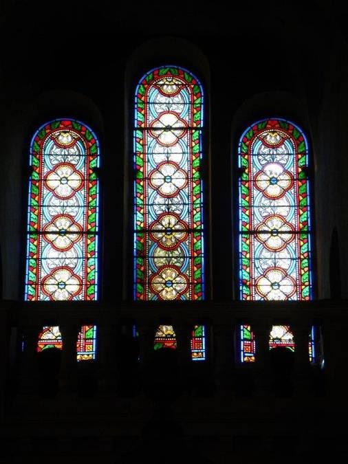 Visuel 1/6 : Vitraux de l'église Notre-Dame à Valence _ 1