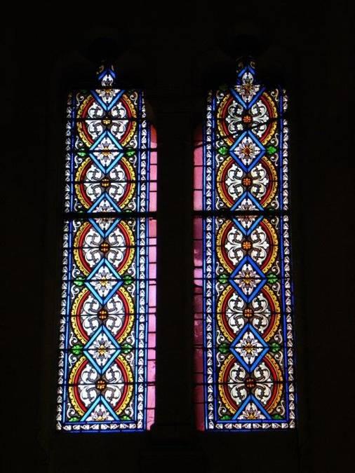 Visuel 4/6 : Vitraux de l'église Notre-Dame à Valence _ 1