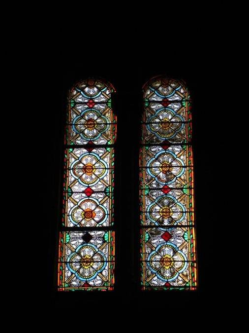 Visuel 2/6 : Vitraux de l'église Notre-Dame à Valence _ 1