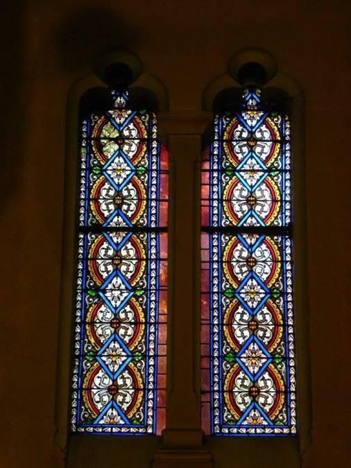 Visuel 3/6 : Vitraux de l'église Notre-Dame à Valence _ 1