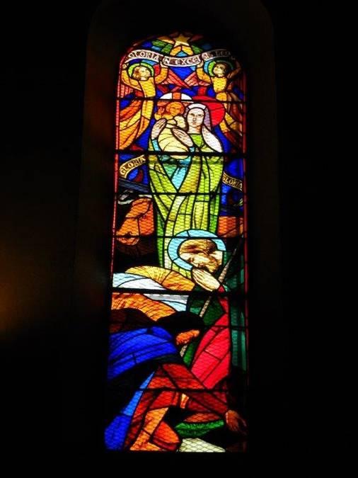 Visuel 1/9 : Vitraux de l'église Notre-Dame à Valence_ 2