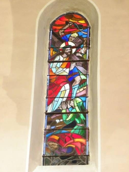Visuel 6/9 : Vitraux de l'église Notre-Dame à Valence_ 2