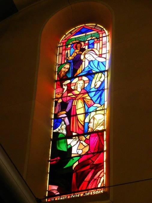 Visuel 5/9 : Vitraux de l'église Notre-Dame à Valence_ 2