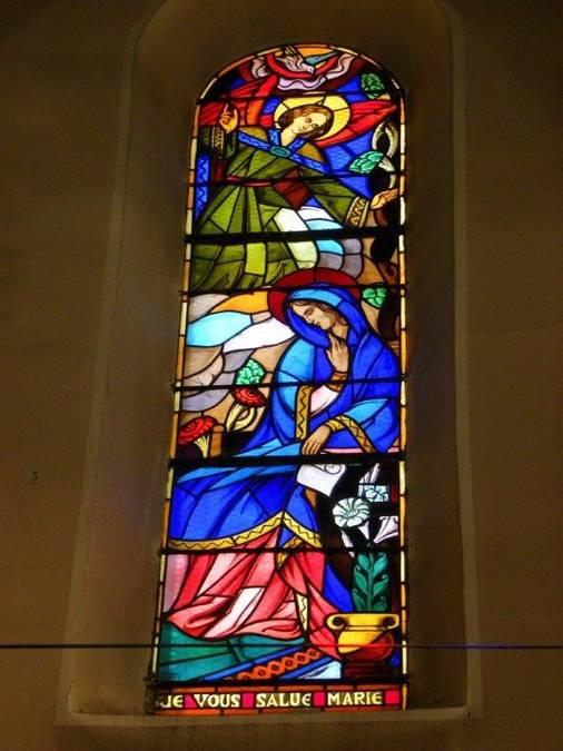 Visuel 3/9 : Vitraux de l'église Notre-Dame à Valence_ 2