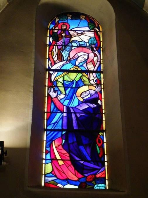 Visuel 2/9 : Vitraux de l'église Notre-Dame à Valence_ 2