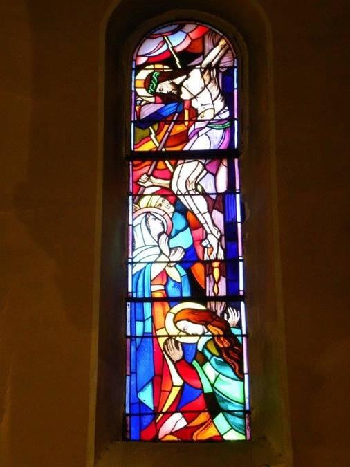 Visuel 7/9 : Vitraux de l'église Notre-Dame à Valence_ 2