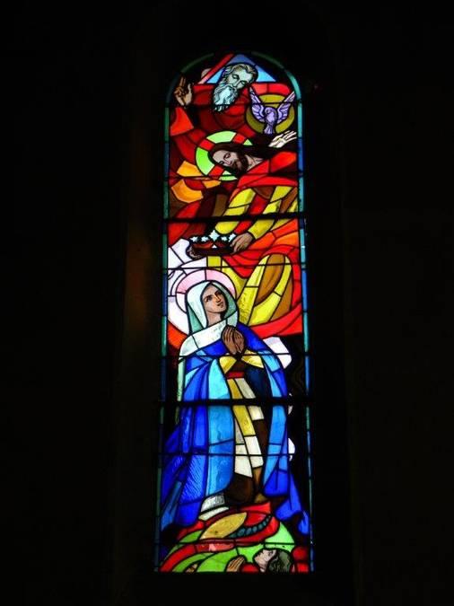 Visuel 9/9 : Vitraux de l'église Notre-Dame à Valence_ 2