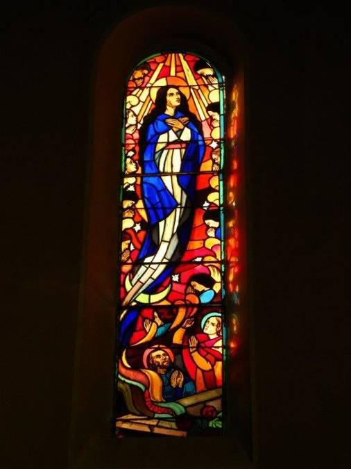 Visuel 8/9 : Vitraux de l'église Notre-Dame à Valence_ 2