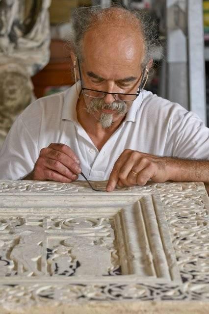 Visuel 2/3 : Restaurateur de sculptures et d'objets d'art (Benoît Lafay)