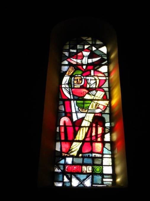 Visuel 5/8 : Vitraux de l'église Notre-Dame à Valence_ 3