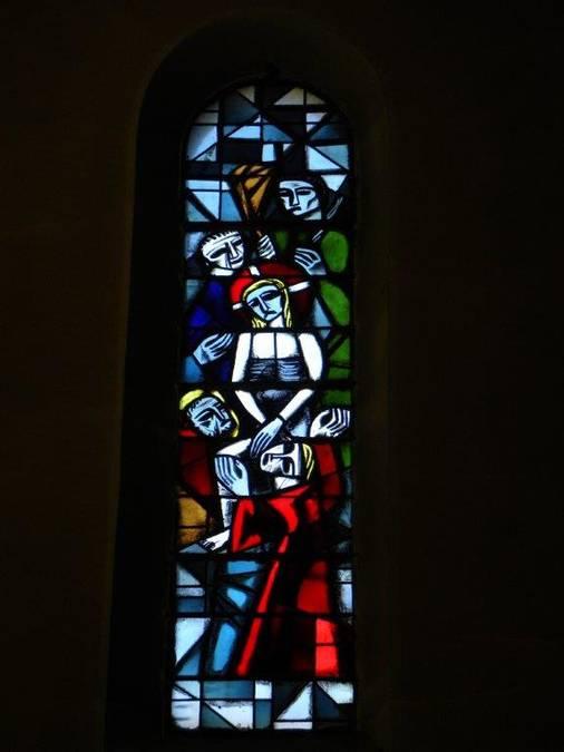 Visuel 3/8 : Vitraux de l'église Notre-Dame à Valence_ 3