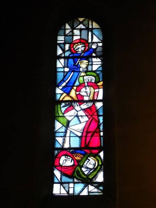 Visuel 2/8 : Vitraux de l'église Notre-Dame à Valence_ 3