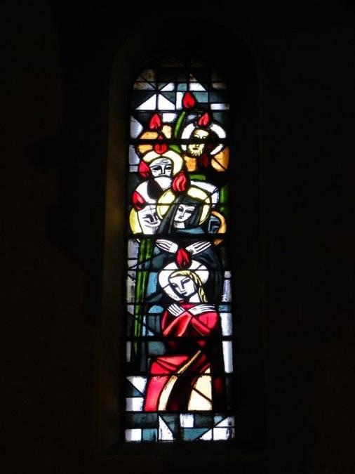 Visuel 8/8 : Vitraux de l'église Notre-Dame à Valence_ 3