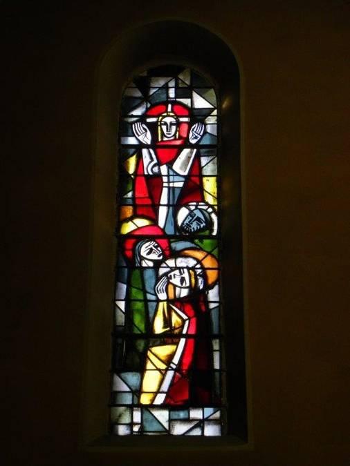 Visuel 7/8 : Vitraux de l'église Notre-Dame à Valence_ 3