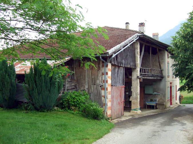 Visuel 1/2 : Ferme (hameau Le Sert)