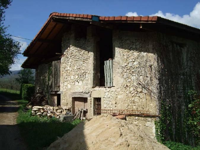Visuel 1/3 : Ferme (hameau Les Martourets)