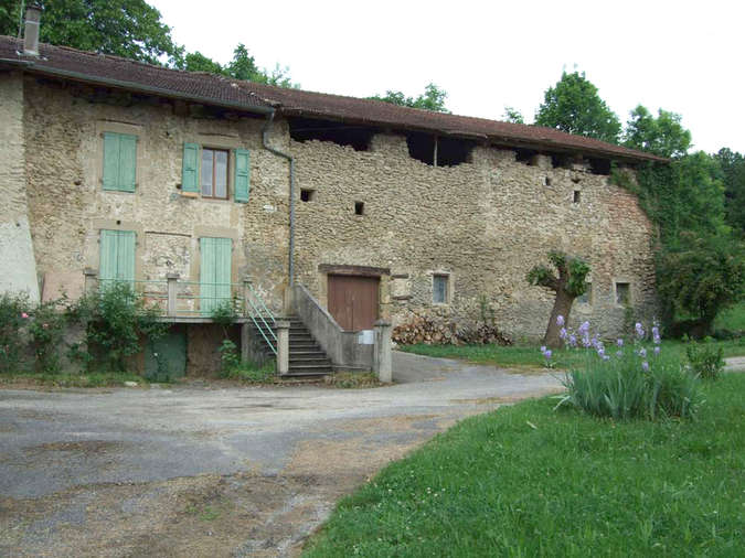 Visuel 2/2 : Ferme (hameau de Trabute)