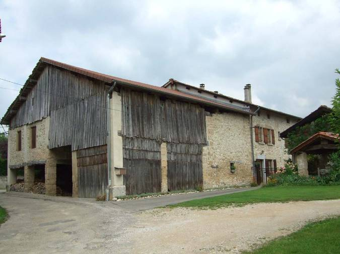 Visuel 1/2 : Ferme (hameau du Grand Brun)