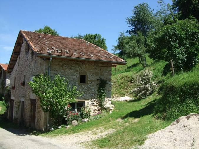 Visuel 1/2 : Ferme (hameau Les Merles)