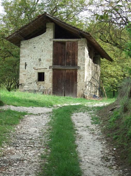 Visuel 1/1 : Remise agricole (hameau le Pont de la Dame)