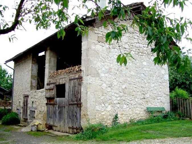 Visuel 1/1 : Remise agricole et fournil (hameau le Sert)