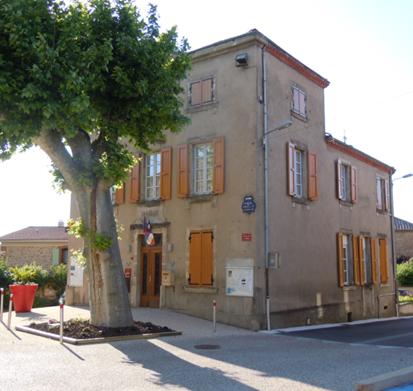 Visuel 2/3 : Mairie de Marsaz