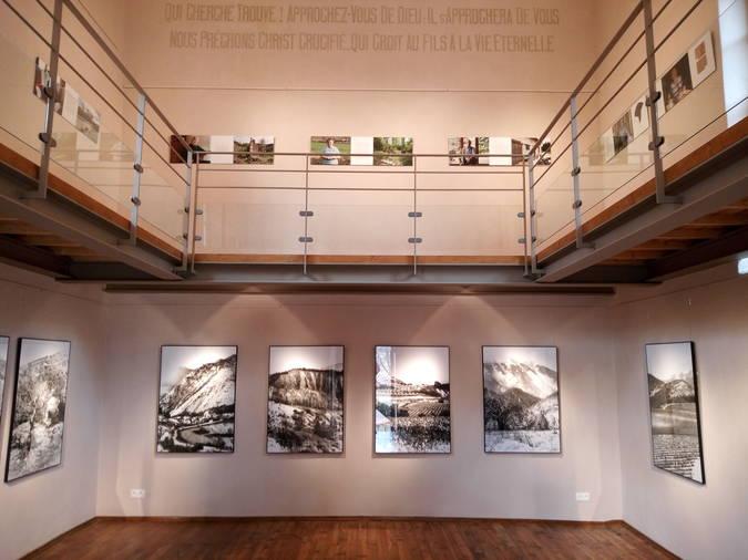 Visuel 1/5 : Exposition photographique Jean Pierre Bos et Bernadette Tintaud