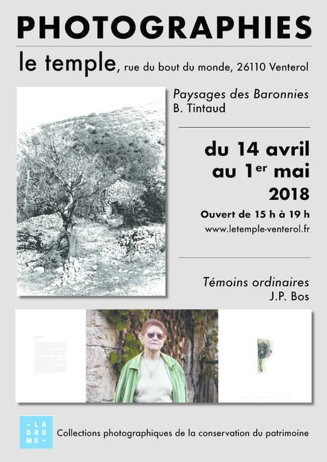 Visuel 5/5 : Exposition photographique Jean Pierre Bos et Bernadette Tintaud