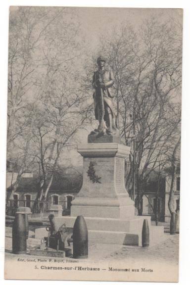Visuel 2/3 : Monument aux morts