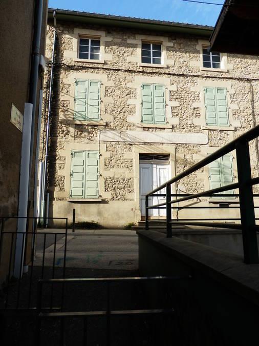 Visuel 3/3 : Ancienne mairie et relais de poste