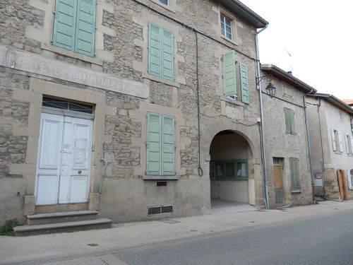 Visuel 2/3 : Ancienne mairie et relais de poste