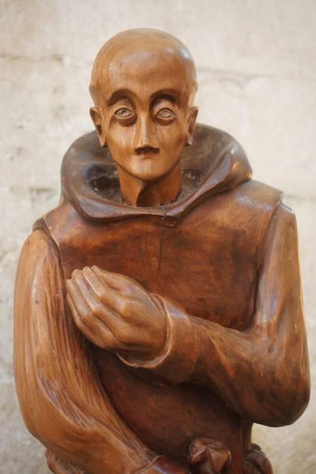 Visuel 1/1 : Abbaye : la vie de la communauté