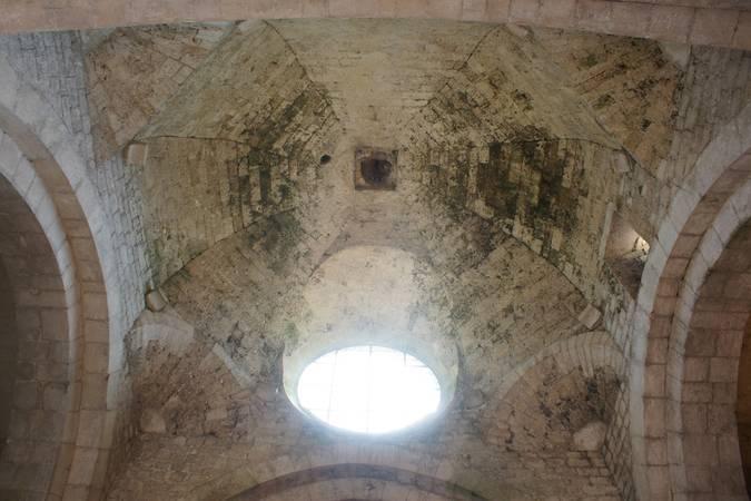 Visuel 3/3 : Abbaye : les symboles dans l'église