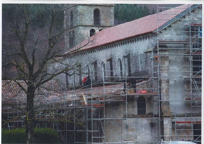 Visuel 2/3 : Abbaye : un monument historique et sa restauration