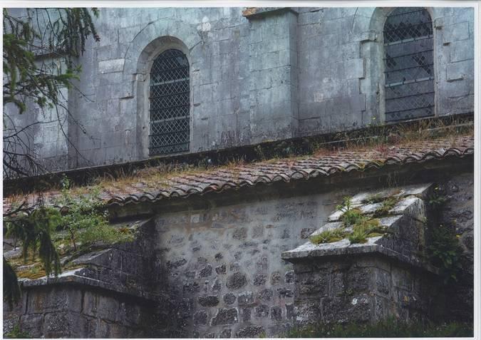 Visuel 1/3 : Abbaye : un monument historique et sa restauration