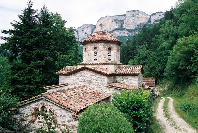 Visuel 1/1 : Monastère Saint-Antoine le Grand