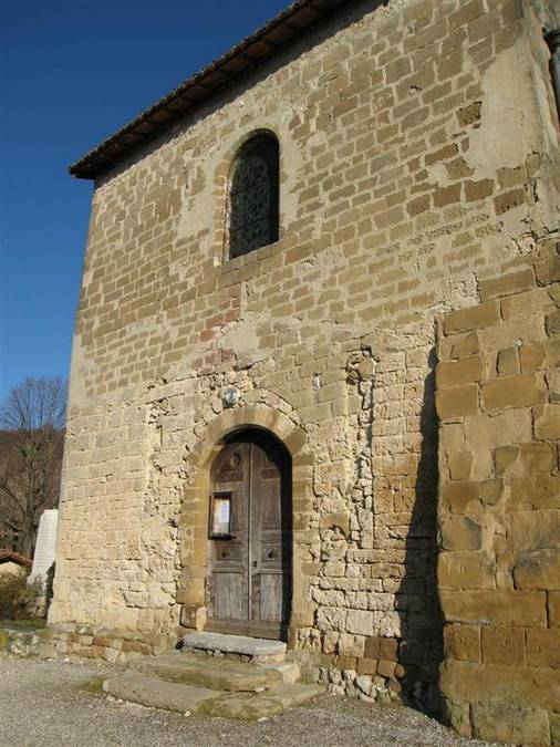 Visuel 2/9 : Eglise Sainte ANNE -  MEYMANS