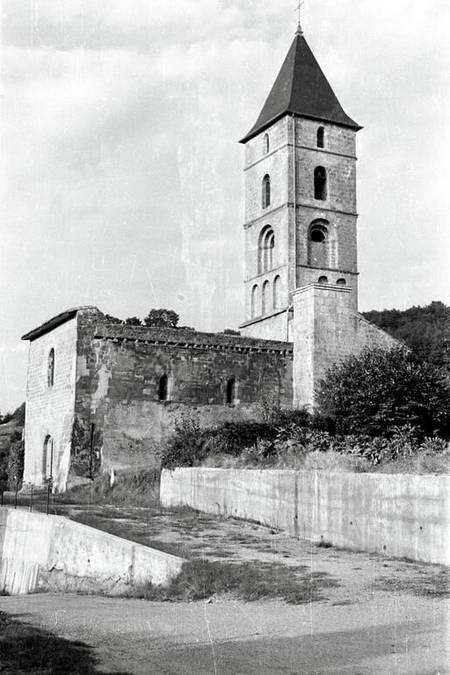 Visuel 1/9 : Eglise Sainte ANNE -  MEYMANS