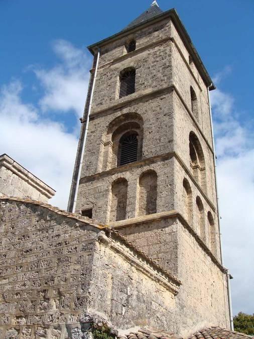 Visuel 3/9 : Eglise Sainte ANNE -  MEYMANS
