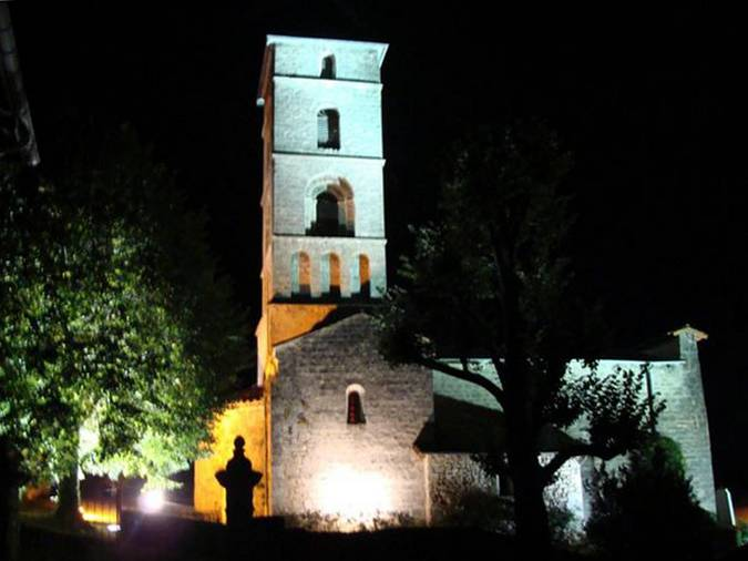 Visuel 4/9 : Eglise Sainte ANNE -  MEYMANS