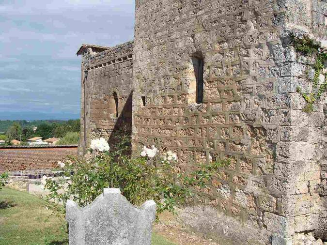 Visuel 5/9 : Eglise Sainte ANNE -  MEYMANS