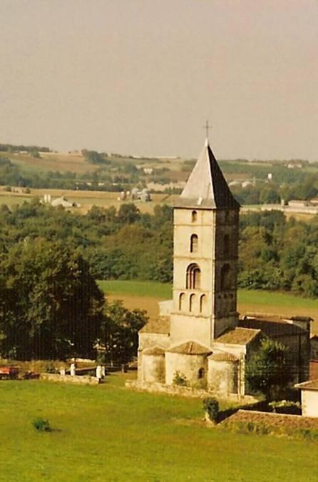 Visuel 7/9 : Eglise Sainte ANNE -  MEYMANS