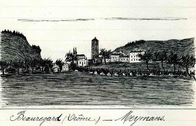 Visuel 9/9 : Eglise Sainte ANNE -  MEYMANS