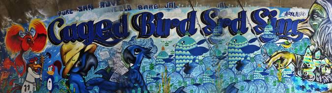 Visuel 1/4 : street art