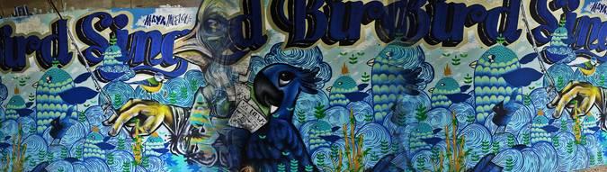 Visuel 2/4 : street art