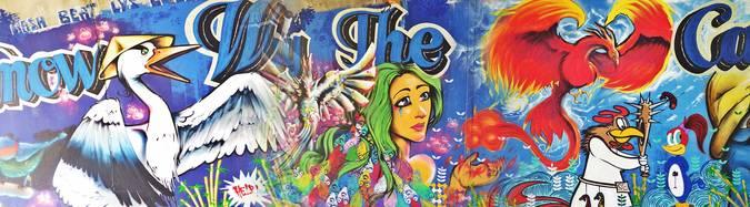 Visuel 3/4 : street art