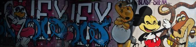 Visuel 1/1 : street art pont des lones